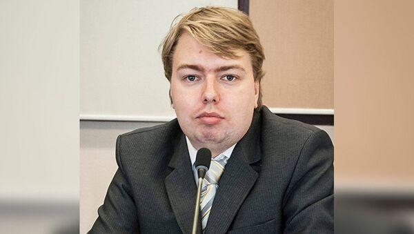 Александр Носович - Sputnik Латвия