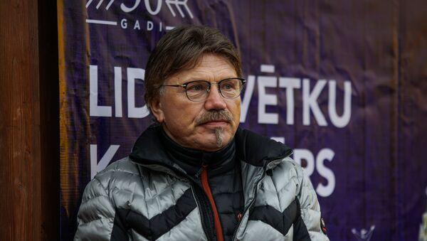 Владелец сети ресторанов Lido Гунарс Кирсонс - Sputnik Latvija