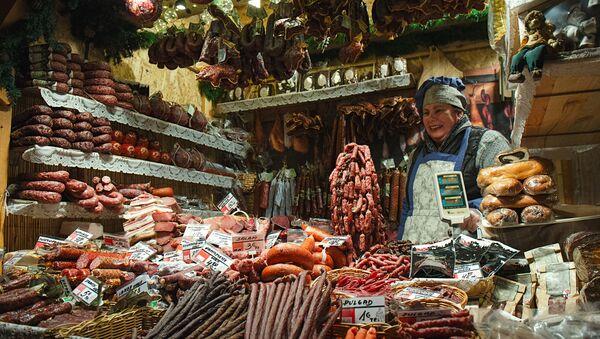 Колбасная лавка - Sputnik Latvija