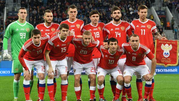Сборная России по футболу - Sputnik Латвия