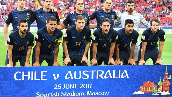 Сборная Австралии по футболу - Sputnik Латвия