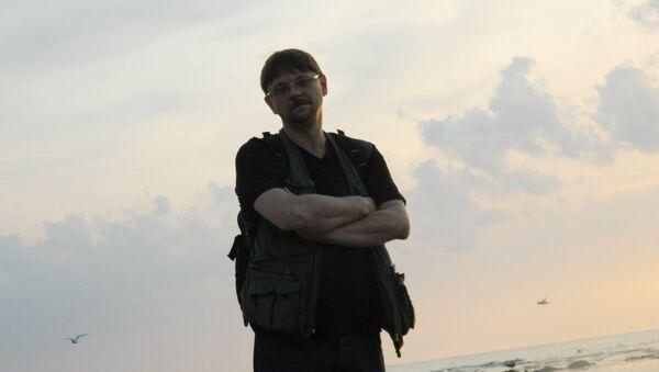 Алекс Алехин - Sputnik Латвия
