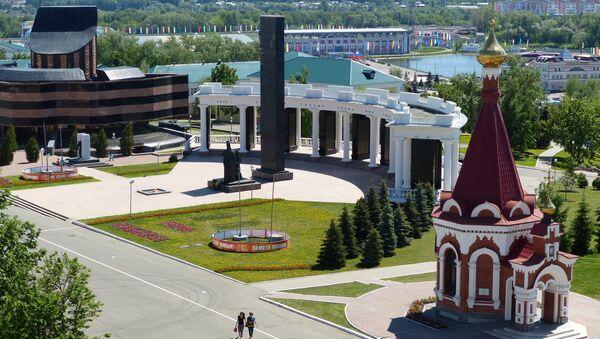 Саранск - город-организатор чемпионата мира 2018 года - Sputnik Латвия
