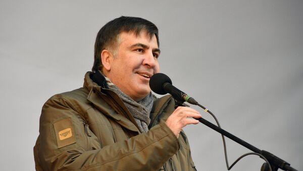 Mihails Saakašvili - Sputnik Latvija