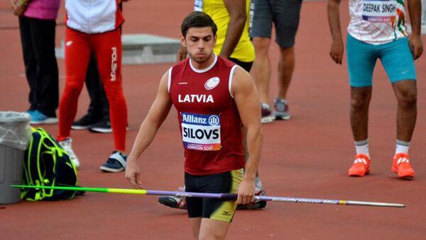 Латвийский паралимпиец Дмитрий Силов - Sputnik Латвия