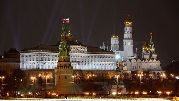 Kremlis - Sputnik Latvija