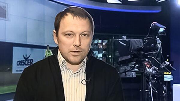 Директор Национального антикриминального и антитеррористического фонда Виктор Куликов - Sputnik Латвия