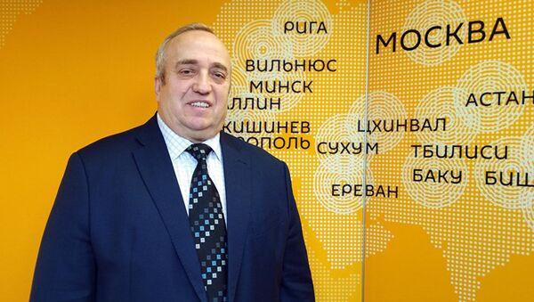 Франц Клинцевич - Sputnik Латвия