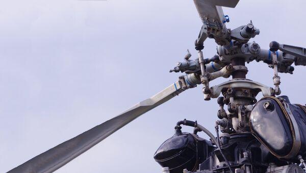 Лопасти вертолета - Sputnik Латвия