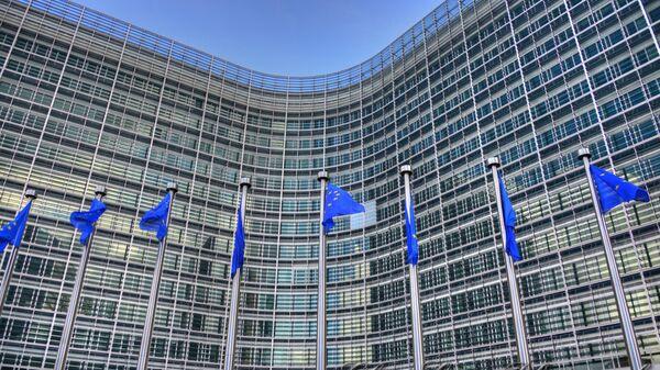 Европейская комиссия - здание Берлаймонт - Sputnik Latvija
