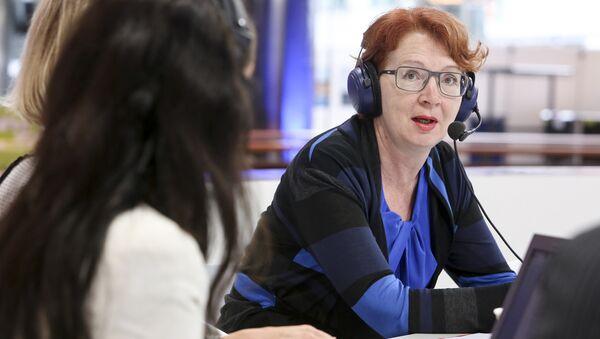 Eiropas Parlamenta deputāte no Igaunijas Jana Toma - Sputnik Latvija