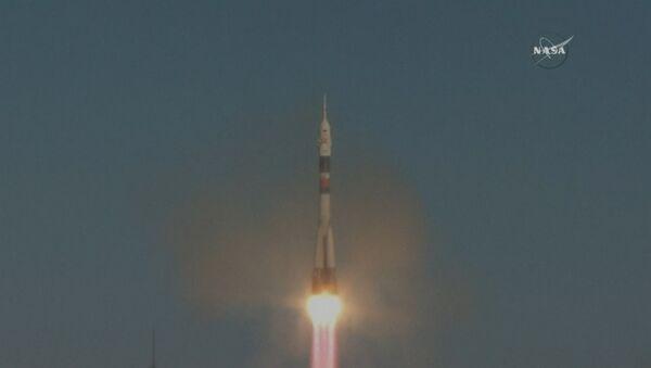 Старт Союза - Sputnik Латвия