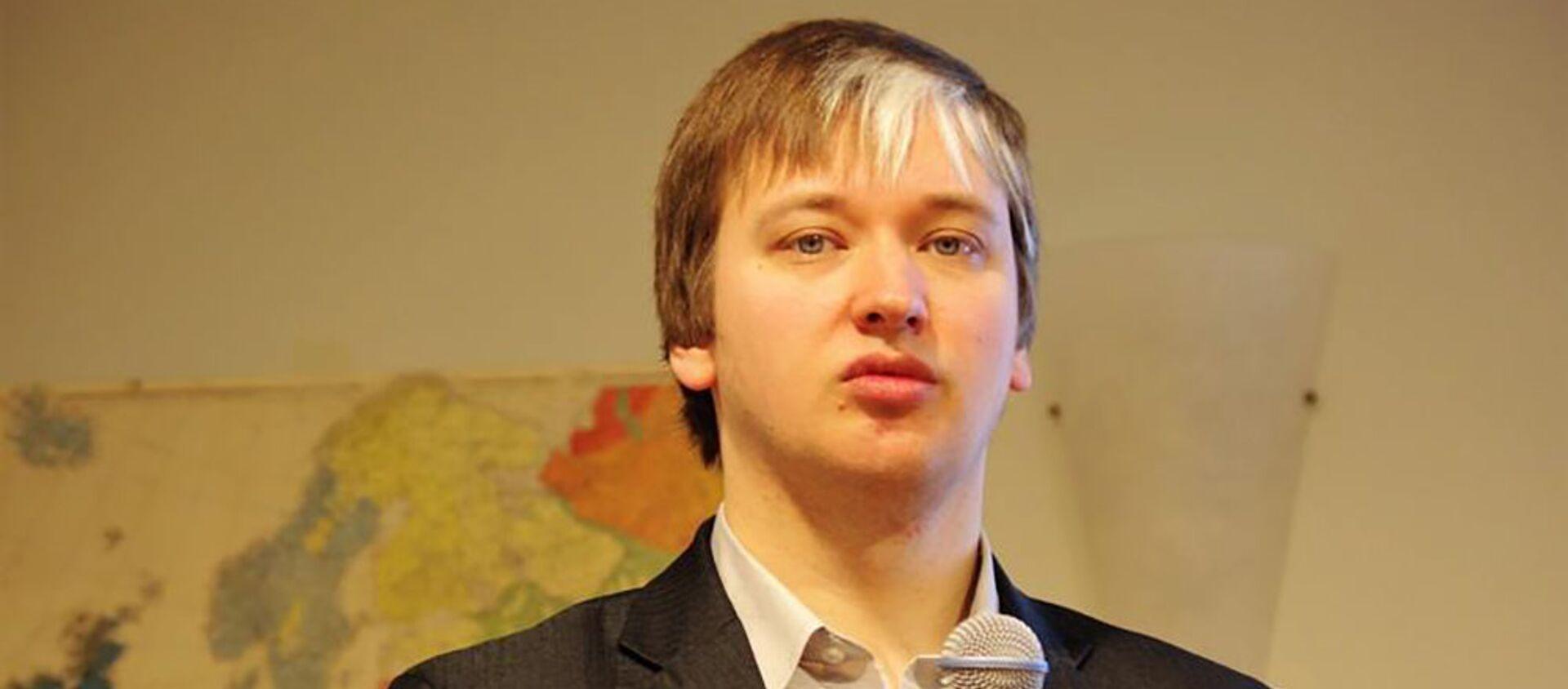 Александр Кузьмин - Sputnik Латвия, 1920, 04.03.2021