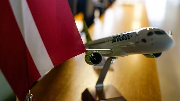 Авиакомпания airBaltic - Sputnik Латвия