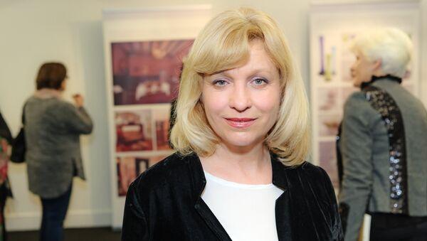 Депутат Рижской думы Регина Лочмеле-Лунева - Sputnik Латвия