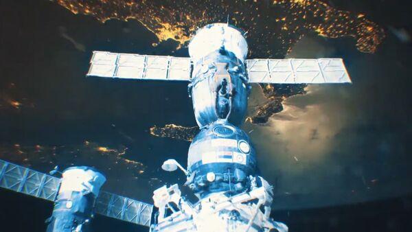 Столицы чемпионатов мира по футболу глазами космонавтов МКС - Sputnik Латвия