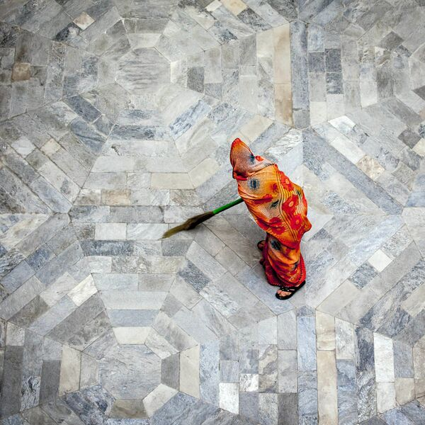 Снимок фотографа Paul Sansome, в составе серии победивший в номинации Celebration Of Humanity Portfolio конкурса Travel Photographer Of The Year 2017 - Sputnik Латвия
