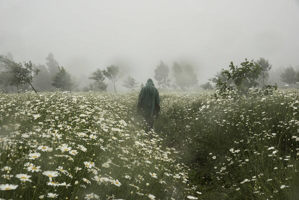 Снимок из серии французского фотографа Alexandre Zindy, победивший в номинации New Talent Award 'Destination' - Sputnik Латвия
