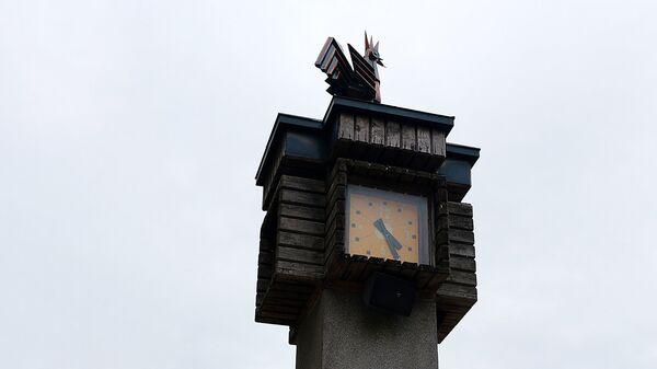 Уличные часы - Sputnik Латвия