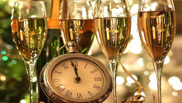 Празднование Нового года - Sputnik Латвия