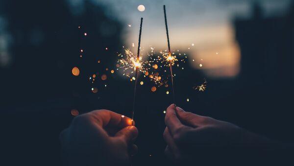 Празднование Нового года  - Sputnik Latvija