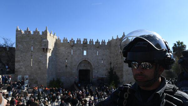 Ситуация в Иерусалиме - Sputnik Latvija