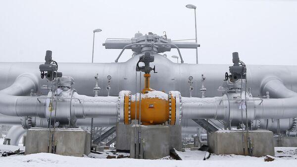 Трубы для Северного потока - Sputnik Латвия
