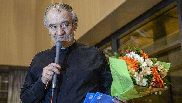 Валерий Гергиев встретился с участниками проекта Ты супер! Танцы - Sputnik Латвия