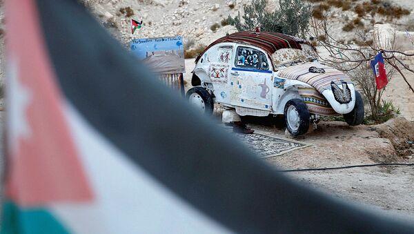 Volkswagen Beetle превратился в мини-отель - Sputnik Латвия