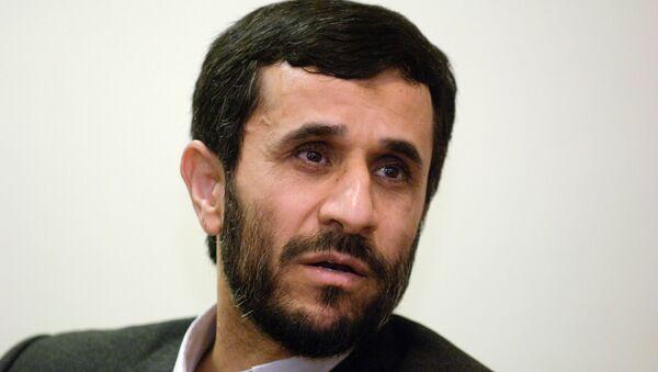 Махмуд Ахмадинежад - Sputnik Latvija