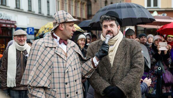 Эмигрант из царской России рассказывает о своей поломанной судьбе - Sputnik Латвия