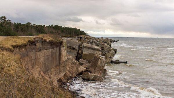 Северный форт в Лиепае - Sputnik Латвия