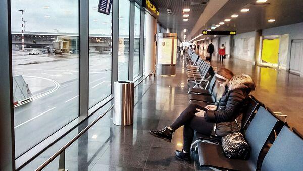Starptautiskā lidosta Rīga - Sputnik Latvija