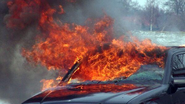Пожар - Sputnik Латвия