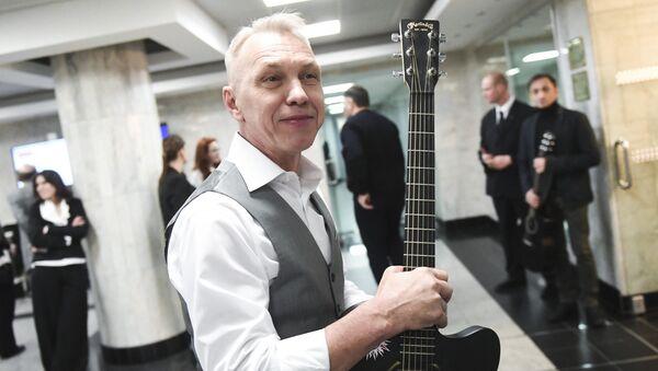 Музыкант Александр Ф. Скляр - Sputnik Латвия