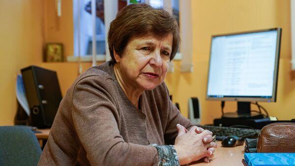 Татьяна Аркадьевна Жданок - Sputnik Латвия