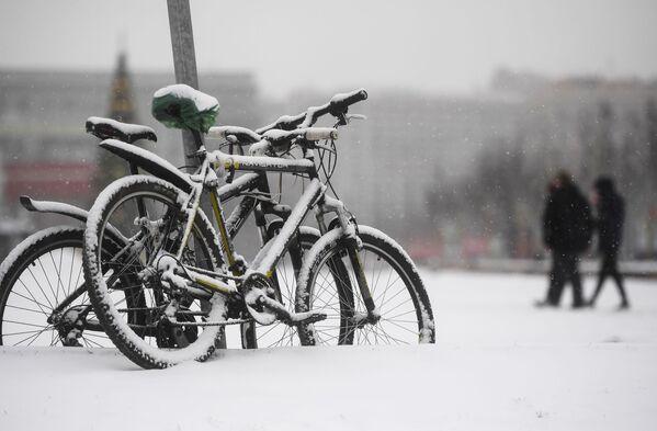Sniegputenis Maskavā - Sputnik Latvija