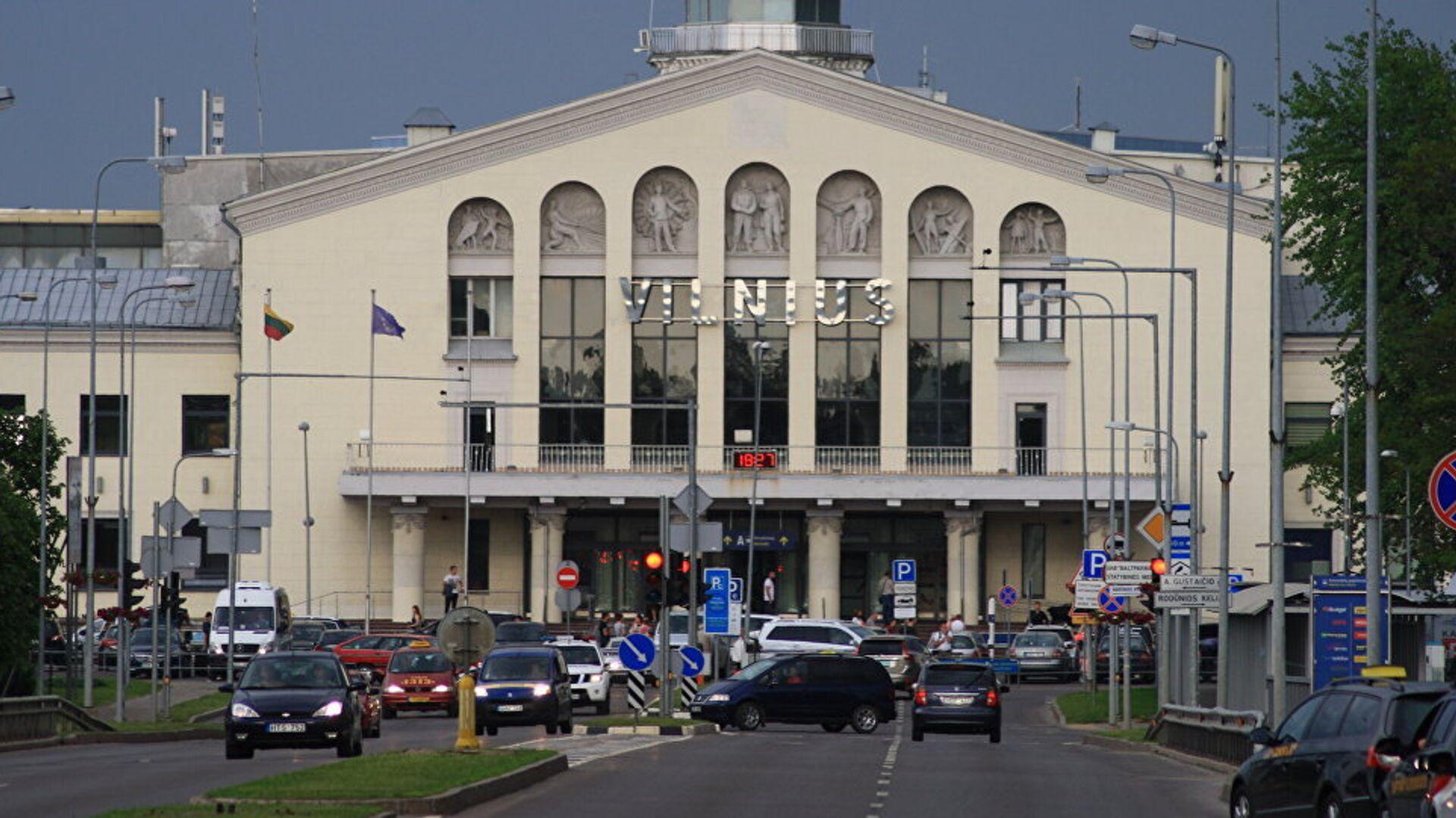 Аэропорт Вильнюса - Sputnik Latvija, 1920, 22.09.2021