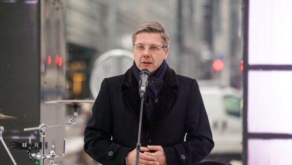 Мэр Риги Нил Ушаков - Sputnik Latvija