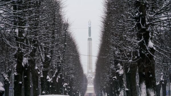 Вид на Памятник Свободы - Sputnik Латвия