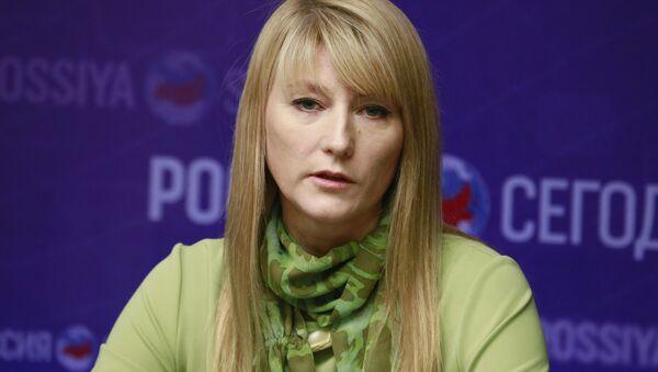 Олимпийская чемпионка Светлана Журова - Sputnik Латвия