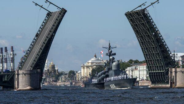 Развод мостов - Sputnik Латвия
