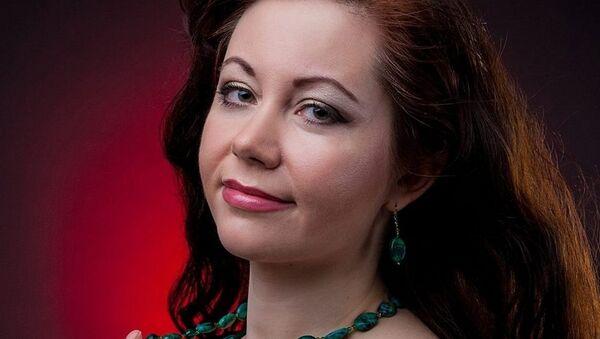 Доцент факультета международных отношений СПбГУ Наталья Еремина - Sputnik Латвия