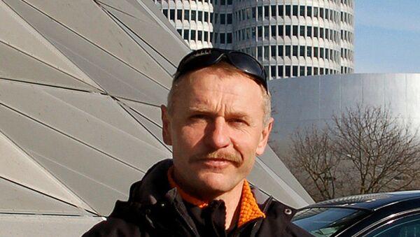 Советский латвийский бобслеист Янис Кипурс - Sputnik Латвия
