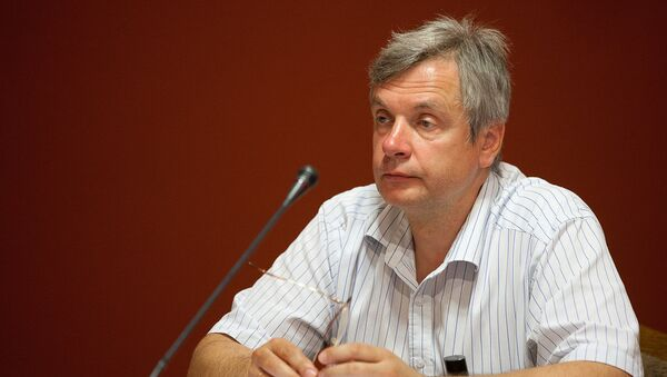 Министр образования и науки Карлис Шадурскис - Sputnik Латвия