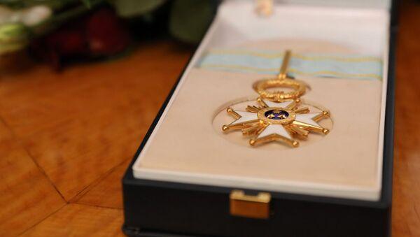 Орден Трех звезд — высшая государственная награда Латвийской Республики - Sputnik Латвия