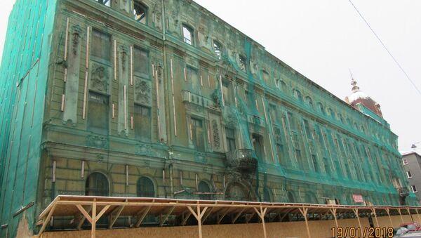 Жилой дом на Виландес, 11 - Sputnik Латвия