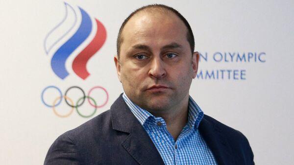 Член комитета ГД по физической культуре, спорту, туризму и делам молодежи Дмитрий Свищев - Sputnik Латвия