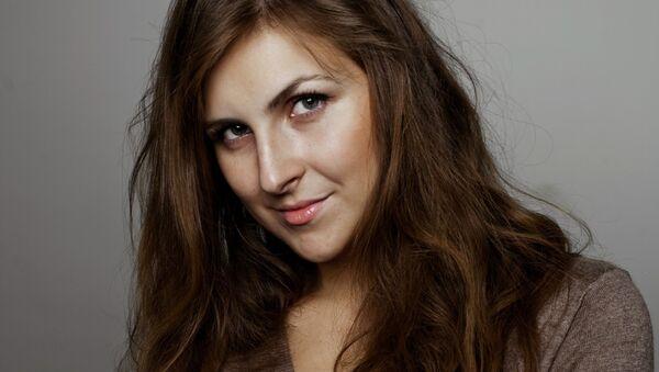 Актриса Лина Захаране - Sputnik Латвия