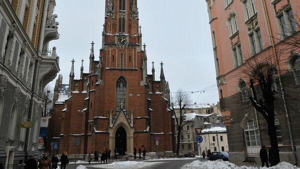 Церковь Святой Гертруды - Sputnik Латвия